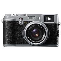 Fujifilm X100S 16 MP Digital Camera with 2.8-Inch LCD (Silver) (International Model) No Warranty