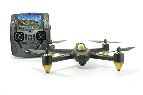 Hubsan H501S X4 FPV Brushless Quadcopter, Black