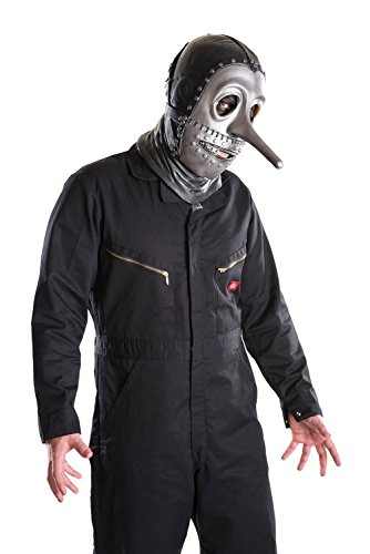 Men's Slipknot Chris Full Mask, Multi, One Size