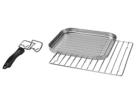 Silvercrest Mini - Horno para hornear Hornear, calentar y ...