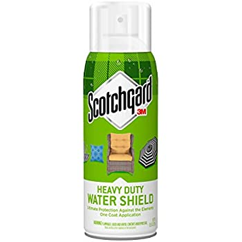Scotchgard Heavy Duty Water Shield Patio & Grilling, 1 Can, 10.5-Ounce
