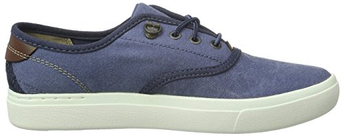 Timberland Amherst_amherst Oxford - Zapatillas Mujer Azul