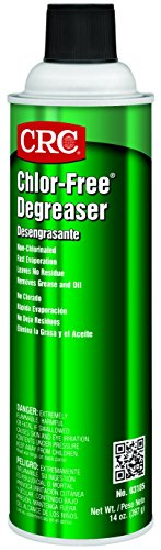 CRC Industries 03185 Chlor-Free (Non Chlorinated Degreaser)