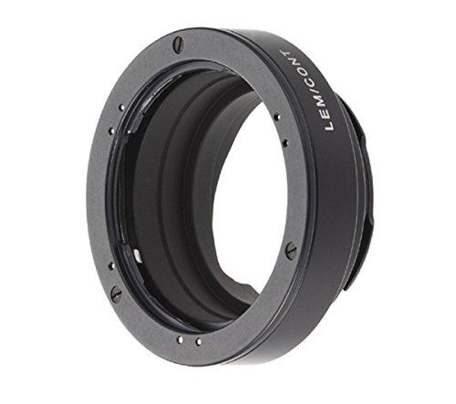 Novoflex Adapter for Contax/ Yashica Lenses to Leica M Body (LEM/CONT)