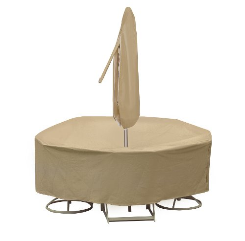 60 inch round patio table - 9