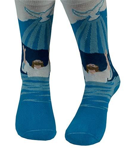 SanctiSocks Socks (Baptism of Jesus) ()