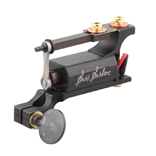 Rotary Tattoo Supply Machine Gun Tool 10 Wrap Coils Professional Low Noise Durable