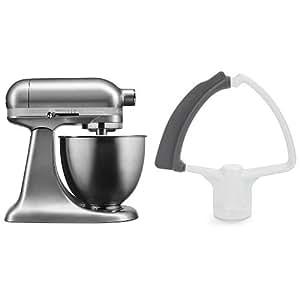 Amazon Com Kitchenaid Ksm3311xcu Artisan Mini With Flex