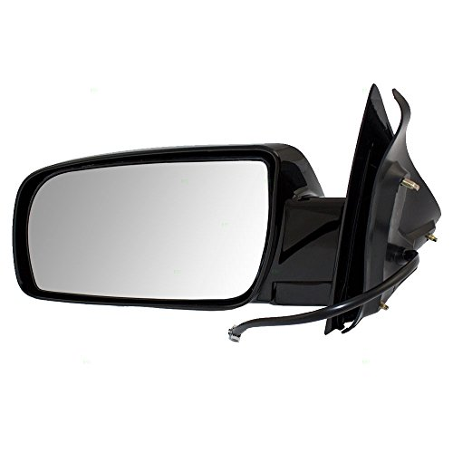 Power Side View Mirror Below Eyeline Driver Replacement for 88-98 Chevrolet Astro GMC Safari Van 15001801
