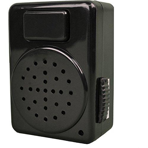 Haunted Doorbell, Plastic, Black Halloween Decoration for $<!--$7.95-->