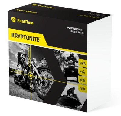 Kryptonite Kryptonite RealTime GPS Security & Locating System