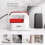 HOMEVER Steamer for Clothes, 1300W Clothing