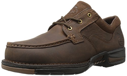 Georgia Men's GB00157 Oxford, Dark Brown, 8 M US ()