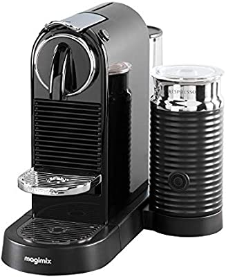 Magimix M195 Nespresso Citiz and Milk - Black: Amazon.es: Hogar