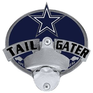 Siskiyou NFL Dallas Cowboys Tailgater Hitch Cover, Class III