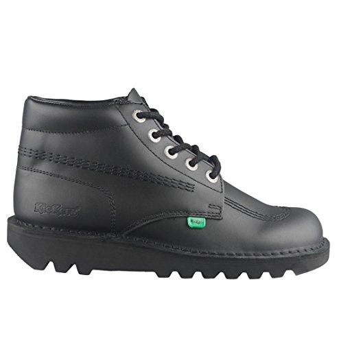 Mens Black Kickers Mens Kick Shoes Hi Core fnTIAq