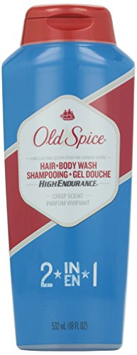 Price comparison product image Old Spice High Endurance Hair & Body Wash, 18 oz