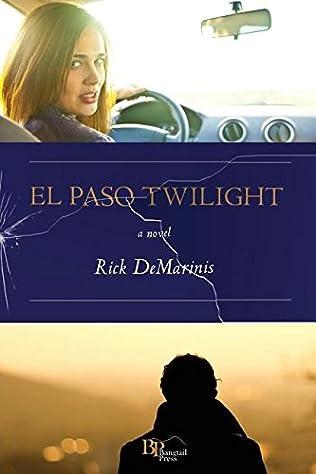 book cover of El Paso Twilight