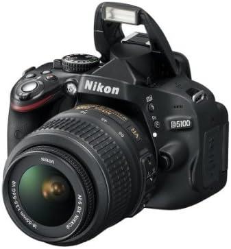 Nikon D5100 - Cámara réflex Digital de 16.2 MP (Pantalla de 3 ...