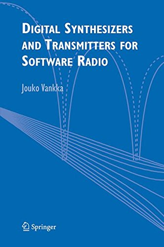 Digital Synthesizers and Transmitters for Software Radio [Vankka, Jouko] (Tapa Dura)
