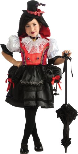 Deluxe Child's Contessa Costume, Small -