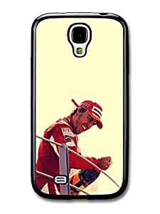 Wholesale diy case Accessories Fernando Alonso Champagne Victory F1 case for Samsung Galaxy S4