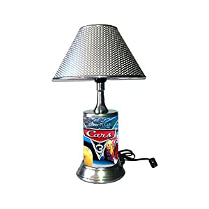 Cars 3 Lamp with Shade, Disney's
