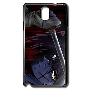 Rurouni Kenshin Non-Slip Case Cover For Samsung Note 3 - Artist Cover