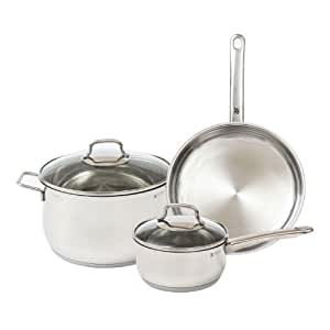 wmf collier cookware set 5 piece wmf frying pan kitchen dining. Black Bedroom Furniture Sets. Home Design Ideas