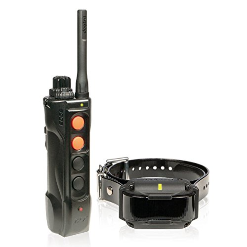Pet Pager Vibration Control Trainer (Dogtra Edge RT 1 Mile Expandable Dog Remote Trainer)