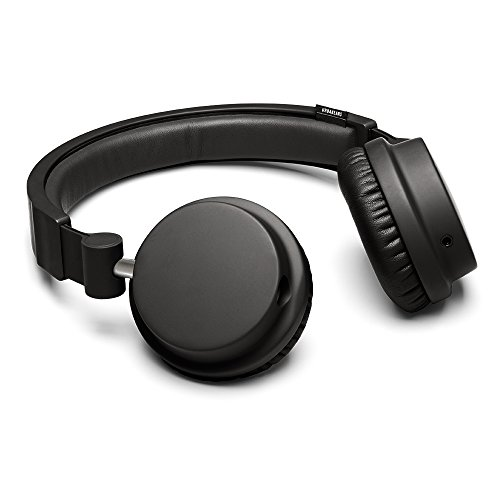 Urbanears Zinken On-Ear DJ Headphones, Black (4091023)