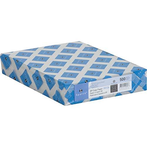 Sparco 05126 Premium Copy Paper, 20Lb, 8-1/2-Inch x11-Inch, 500/RM, Gray