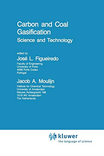 Carbon and Coal Gasification: Science and Technology (Nato Science Series E:)
