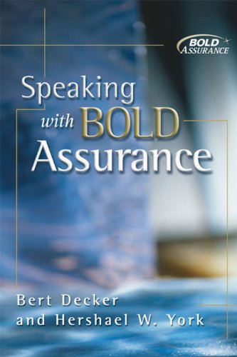Speaking with bold assurance kindle edition by bert decker speaking with bold assurance by decker bert hershael w york fandeluxe Images