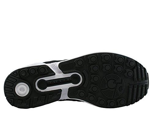 Core Zx ftwr Flux Black Black White Adidas core wBnFq8Wq1