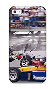 fenglinlinOscar M. Gilbert's Shop 2525244K90196666 Hot Design Premium Tpu Case Cover iphone 6 4.7 inch Protection Case(vehicles Racing)