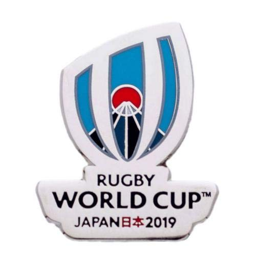 TFS Japan 2019 Rugby World Cup Badge Produit sous Licence Officielle