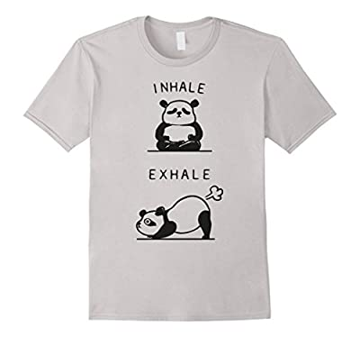 Panda-Yoga Funny Shirt
