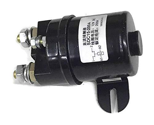12V Solenoid #586 for Yamaha JF2-H1950-00 J38-81950-01 12 Volt JR3-H1950-00