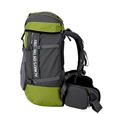 Kimlee Backpacker Internal Frame Hiking Backpacks Camping Backpack Outdoor Gear