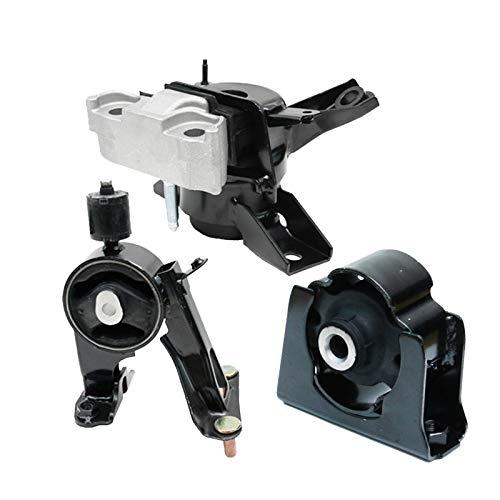 K1992 Fits 2008-2015 Scion XB 2.4L w/AUTO Transmission Engine Motor Mount Set 3pc : A62069, A62071, A62067 Autopartsman Corporation