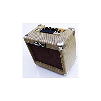 Amplificador de 10 W para Guitarra Electrica con acabado Vintage Tweed: Amazon.es: Instrumentos musicales