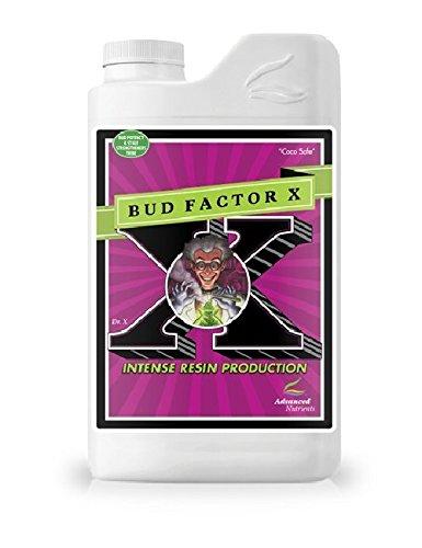 Advanced Nutrients Bud Factor Fertilizer