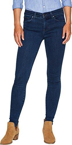 Agave Denim Women's Stanton Indigo Skinny Fit Jeans in Indigo Indigo 31 29.5