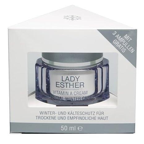 Lady Esther xxl-cosmetic: Special Care Vitamina A Invierno Cream Incluye 3 Vitamina A