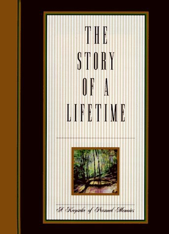 The Story of a Lifetime: A Keepsake of Personal Memoirs by Pamela Pavuk (1997-10-03)