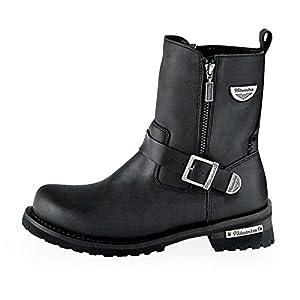 Men MILWAUKEE Boots, Afterburner Size 9