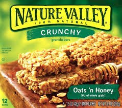 (Nature Valley Crunch Oat and Honey, 1.49 oz (Pack of 18))