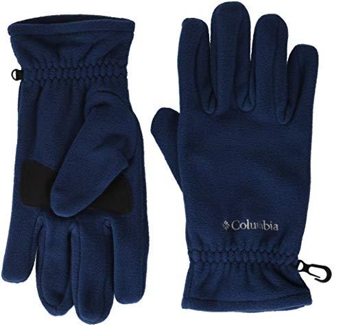 Columbia Men's M Fast Trek Glove, Collegiate Navy, L