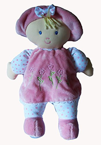 Kids Preferred Soft Plush Baby Doll-janet